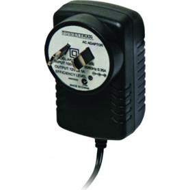 12VDC 1 Amp Plug Pack Power Supply
