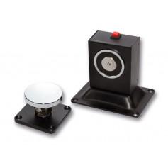 Floor or Wall Mount 50kg Magnetic Door Holder