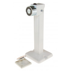 Floor, Ceiling or Wall Mount MDH in White (Long)