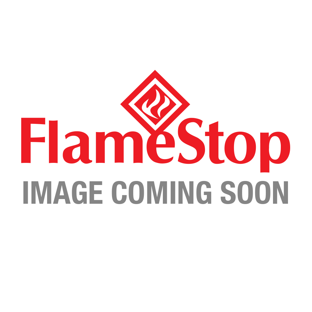 Floor, Ceiling or Wall Mount MDH in White (Short)