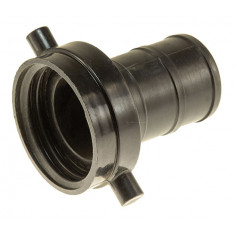 65mm CFA Plastic Coupling Female - 65mm Tail