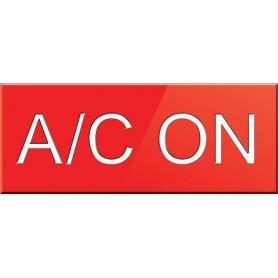 A/C ON