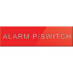 Alarm P/Switch