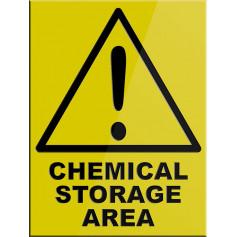 Chemical Storage Area