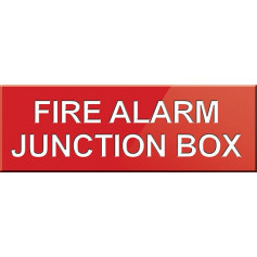 Fire Alarm Junction Box