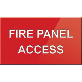 Fire Panel Access