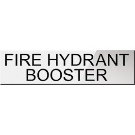 Fire Hydrant Booster