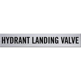 Hydrant Landing Valve