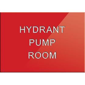 Hydrant Pump Room