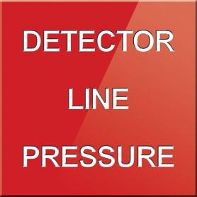 Detector Line Pressure