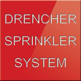 Drencher Sprinkler System