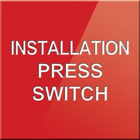 Installation Press Switch