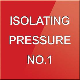Isolating Pressure No.1