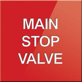 Main Stop Valve