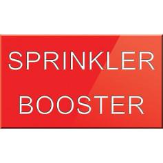 Sprinkler Booster