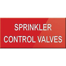 Sprinkler Control Valves