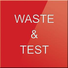 Waste & Test