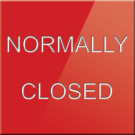 Normally Closed