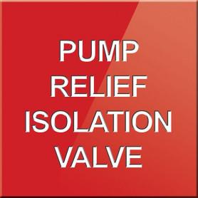 Pump Relief Isolation Valve
