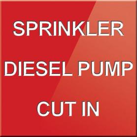 Sprinkler Diesel Pump Cut In