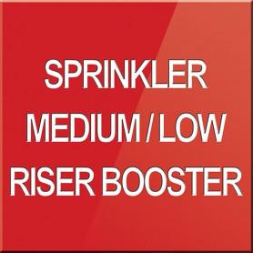 Sprinkler Medium/Low Riser Booster