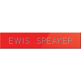 EWIS Speaker