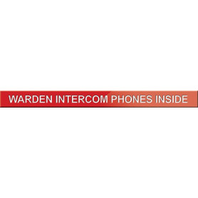 Warden Intercom Phones Inside