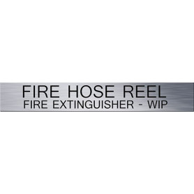 Fire Hose Reel Fire Extinguisher - WIP