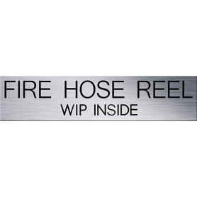 Fire Hose Reel WIP Inside