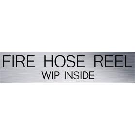 Fire Hose Reel WIP Inside