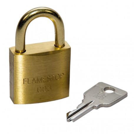 Padlock with 003 Key