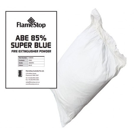 ABE Premium Extinguisher Powder SuperBlue (85%) 25kg Bag