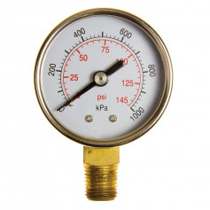 Hydrant Pressure Gauge - Dry - Small (50mm)