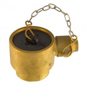 BIC Brass Adapter 65mm Female > 38mm BSP Female