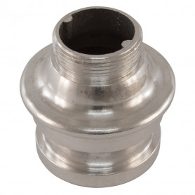 BIC Alloy Adapter 65mm Male > 38mm BSP Male