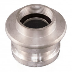BIC Alloy Adapter 65mm Male > 38mm BSP Female