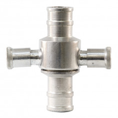 BIC Alloy Coupling/Fitting 38mm - 38mm Tail