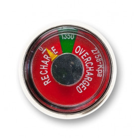 1350kPa Large Face Gauge