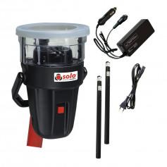 Cordless Heat Detector Testing Kit - Solo 461