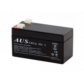 1.3AH 12VDC Lead Acid Battery