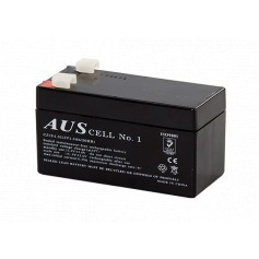 1.3AH 12VDC Lead Acid Battery