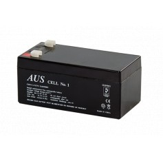 3.2AH 12VDC Lead Acid Battery