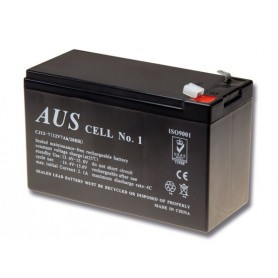 7AH 12VDC Lead Acid Battery