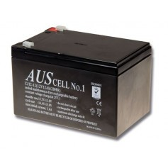 12AH 12VDC Lead Acid Battery