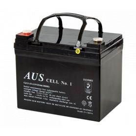 33AH 12VDC Lead Acid Battery