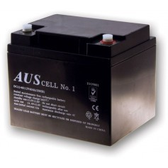 40AH 12VDC Lead Acid Battery
