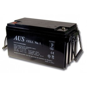 65AH 12VDC Lead Acid Battery