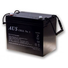 75AH 12VDC Lead Acid Battery
