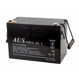 85AH 12VDC Lead Acid Battery