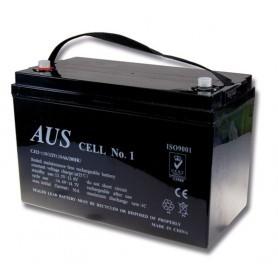 120AH 12VDC Lead Acid Battery